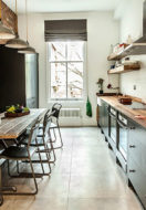 Inspiring Ideas for Single Walled Kitchens